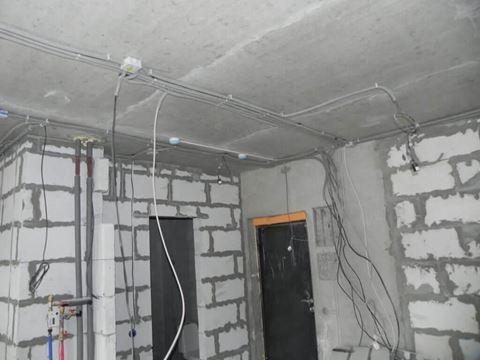 Как провести электрическую проводку в городской квартире?