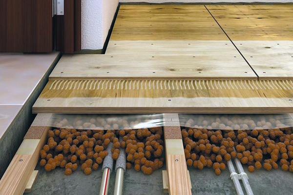 Как правильно уложить деревянный пол