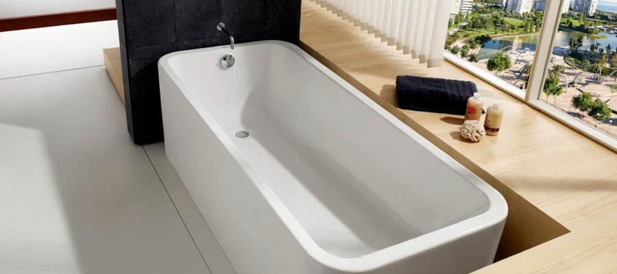 Акриловые ванны – ваш лучший выбор