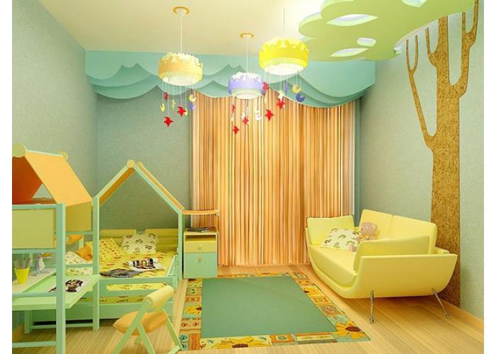 Как правильно выбрать ламинат для детской
