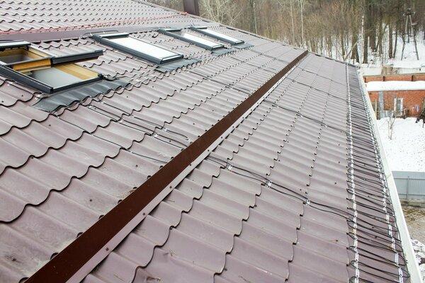 Защита крыши