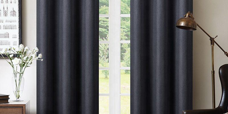 Звуконепроницаемые шторы