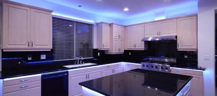 Как выбрать флуоресцентное освещение кухни