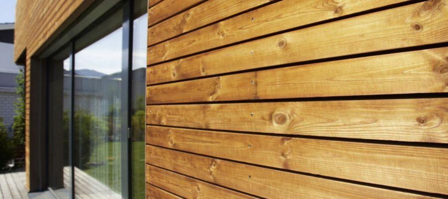 Что такое деревянный сайдинг