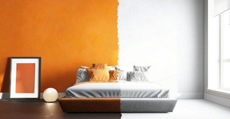 Что выбрать обои или крашеные стены