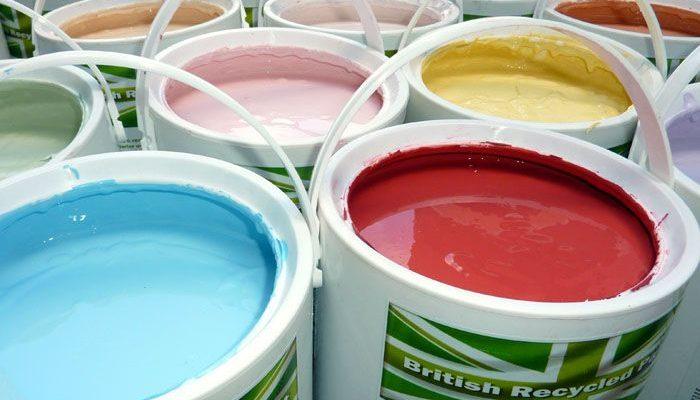Свойства эмульсионных красок
