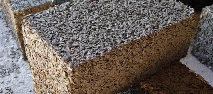 Арболит - экологически чистый материал для строительства