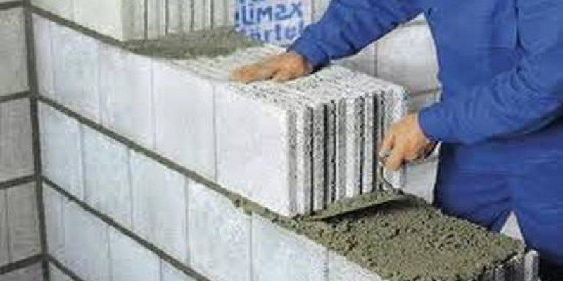 Строительные блоки без применения цементной смеси