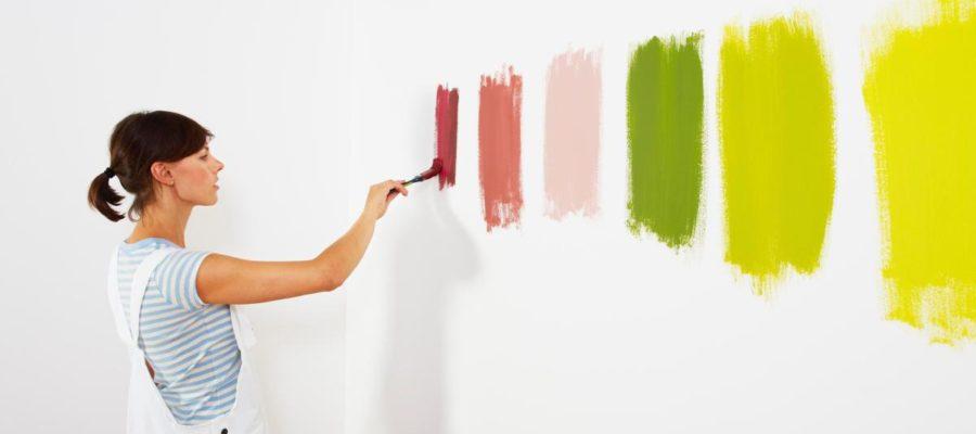 Как выбрать краску для покраски стен? Практическое руководство