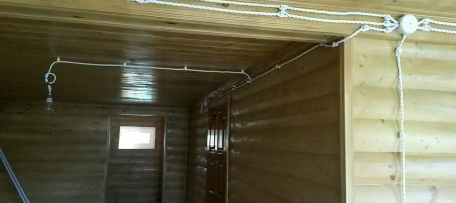 Проводка для деревянного дома. Какой она должна быть