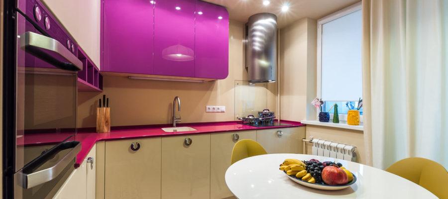 Как правильно оформить интерьер маленькой кухни
