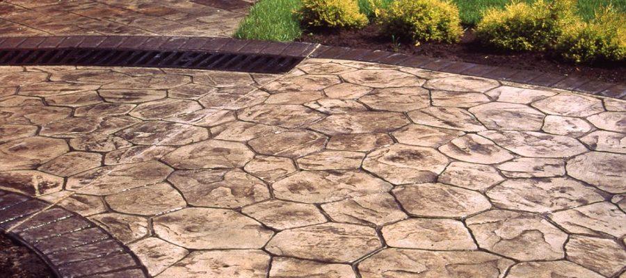Каменный пол: укладка каменной плитки шаг за шагом