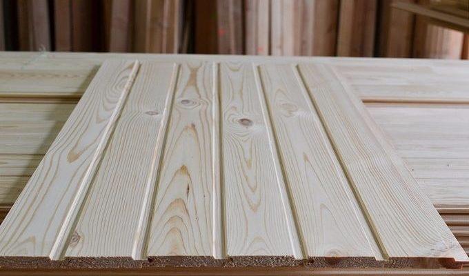 Пять недостатков деревянной вагонки