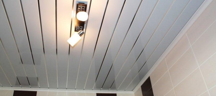 Выбираем реечный потолок