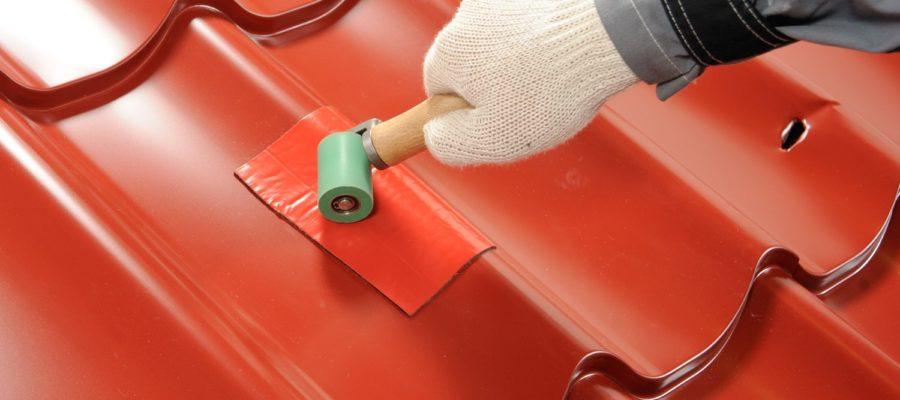 мелкий ремонт крыши