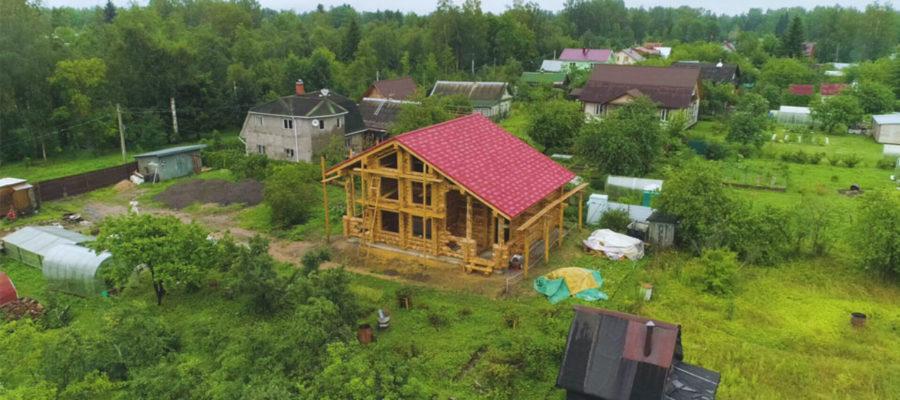 земля лпх можно ли строить жилой дом